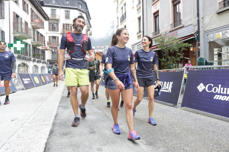 Lightness Experience 2018 at UTMB - Chamonix