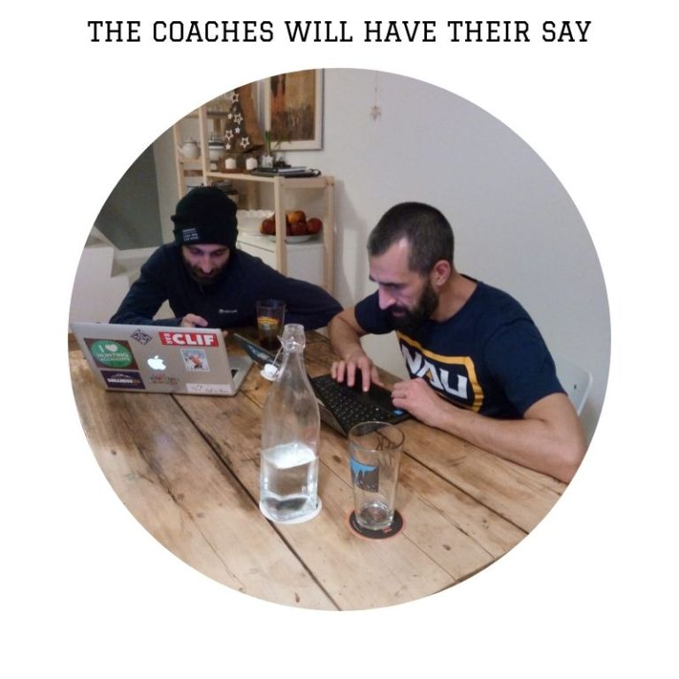THE COACHES WILL HAVE THEIR SAY
